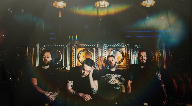 Rising British metalcore group DEATH BLOOMS reveal new music video 'Last Ones'