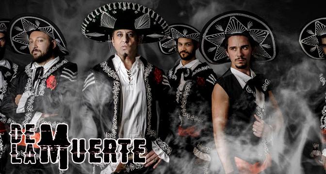 """DE LA MUERTE """"De la Muerte"""" (Official Lyric Video)"""