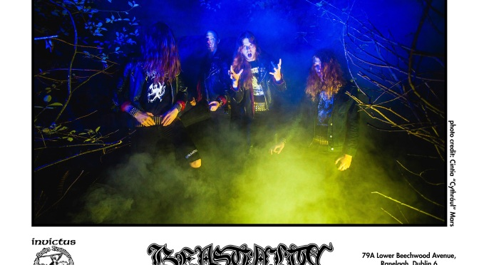 BEASTIALITY premiere new track