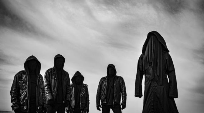 THE OMINOUS CIRCLE premiere new video