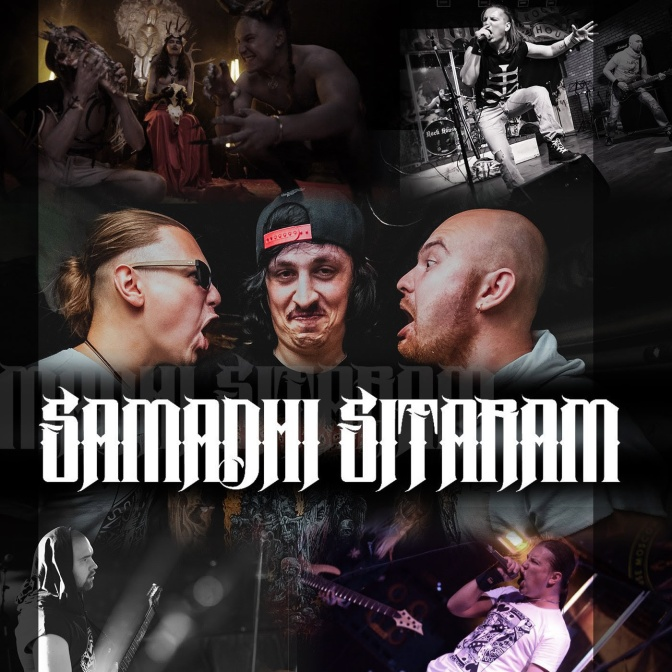 "VIDEO PREMIERE: SamadhiSitaram ""SHANGRI LA"""