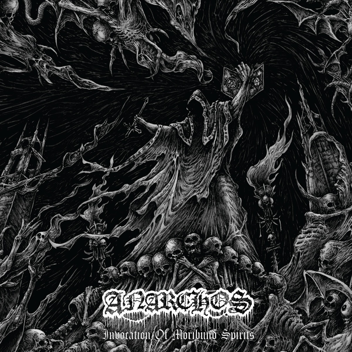 ANARCHOS set release date for BLOOD HARVEST debut, reveal first tracks