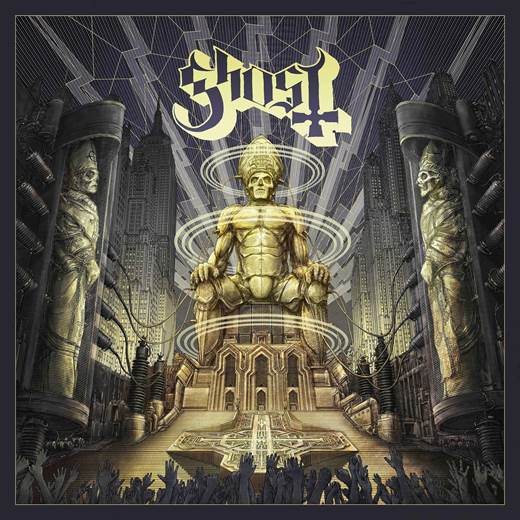 GHOST Release Live Double Album CEREMONY AND DEVOTION!