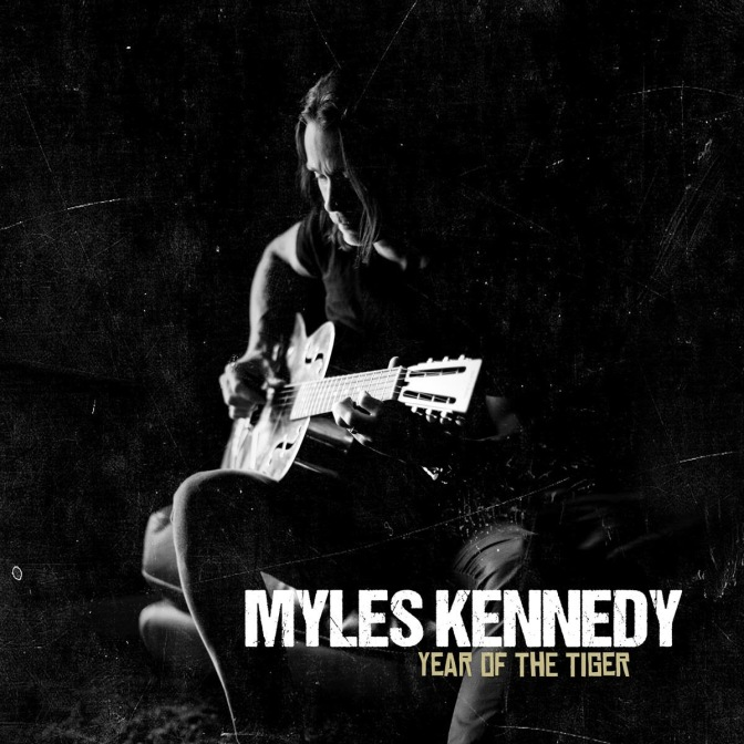 "MYLES KENNEDY RELEASES VIDEO FOR  ""YEAR OF THE TIGER"" FROM HIS DEBUT SOLO ALBUM AVAILABLE  WORLDWIDE ON MARCH 9th"