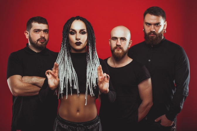 "JINJER – Set to Release Reissue Of Second Album ""Cloud Factory""!"
