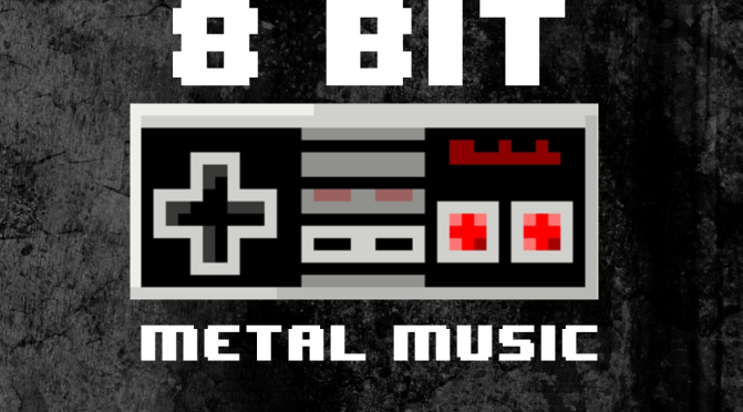TOP 10: 8-Bit Metal Covers You Definitely Should  Check