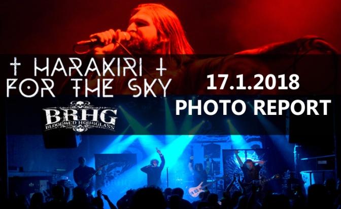 PHOTO REPORT: Harakiri for the Sky & Bloodred Hourglass