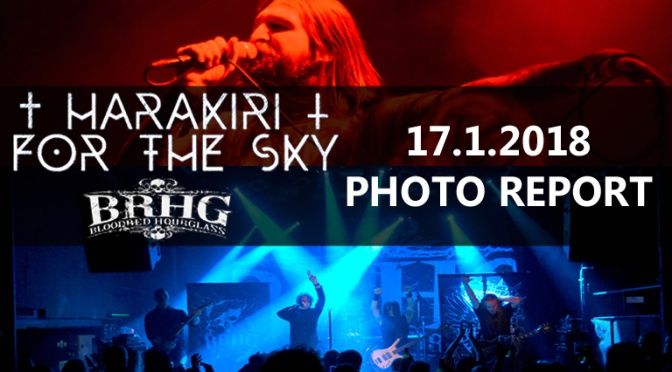PHOTO REPORT: Harakiri for the Sky & Bloodred Hourglass