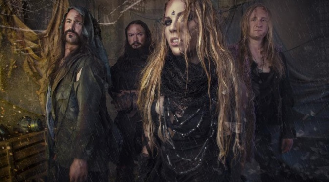 KOBRA AND THE LOTUS Unveil Album Details for 'PREVAIL II'!