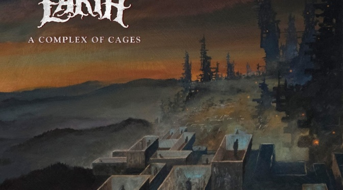 "BARREN EARTH – release ""Further Down"" single; new album ""A Complex Of Cages"""