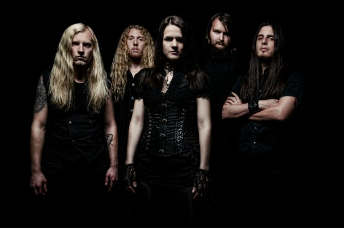 Symphonic metal group GRAVESHADOW unveils new song from their debut album