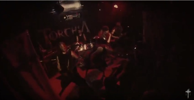 "Torchia  Posts ""Face of Hate"" Live Video!"