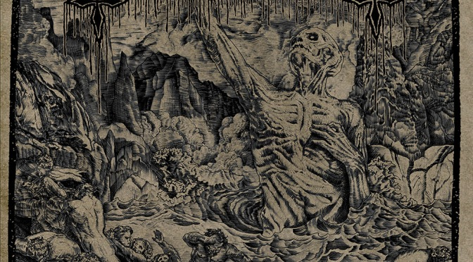 "Nocturnal Graves Stream Second Nnew Track ""Silence the Martyrs """