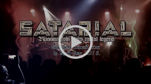 SATARIAL Posts Video Invitation to the European Concert Tour 2018