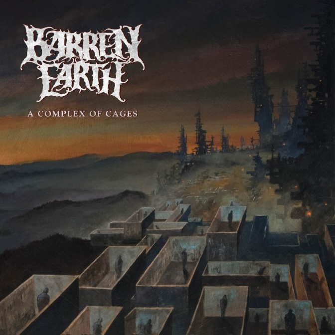 "BARREN EARTH Release Video for New Single ""The Ruby""!"