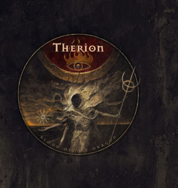 "Stygian Crypt productions / Possession productions Announce THERION ""Blood Of The Dragon"" limited collectors edition out today"