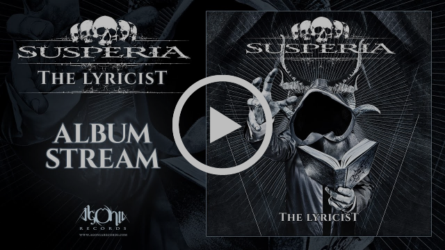 "Norway's Melodic Black/Thrash Metal Outfit SUSPERIA Stream ""The Lyricist"""
