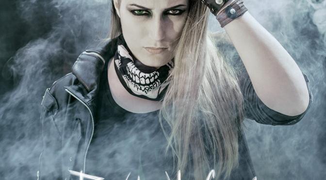 Finnish metal band Blood Region release a new single 'Waters of Tohtaa'