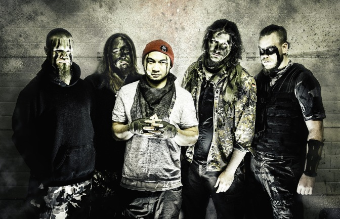 "Finnish Metal Band Bloody Falls Posts Video For "" My Halo of Flame"""