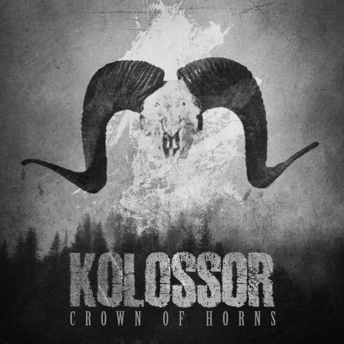 "KOLOSSOR Release ""Crown Of Horns"" ! Pre-order available!"