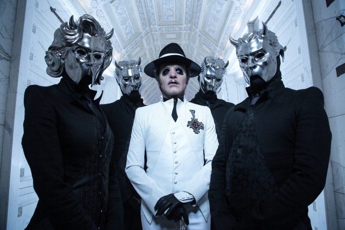 "GHOST – New Single ""Rats"" OUT + Album Details and Pre-order for ""PREQUELLE"""