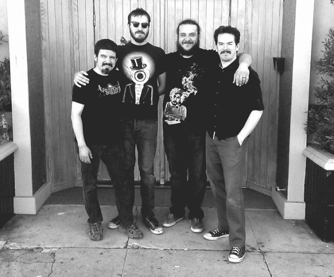 The Elephant Parallax unveil new track from forthcoming EP