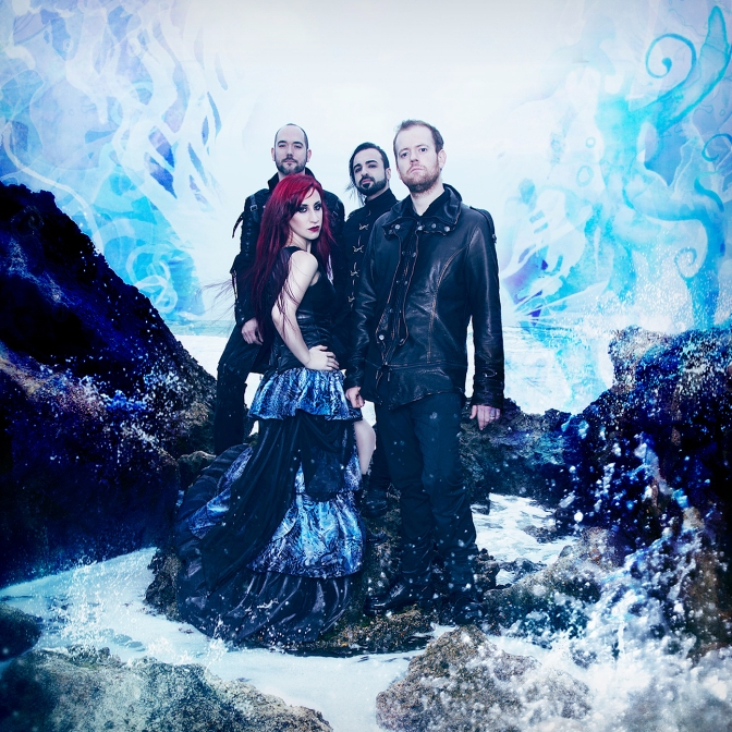 "Light Among Shadows Released a New Album ""Under The Waves"