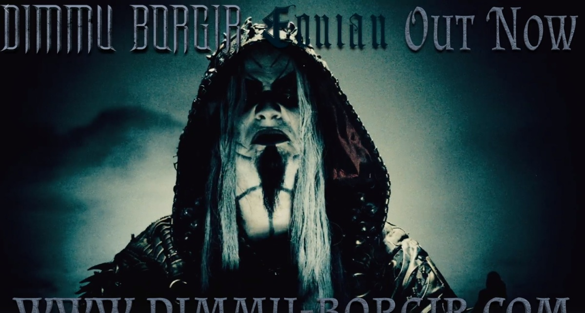 Full Album Stream: DIMMU BORGIR - EONIAN
