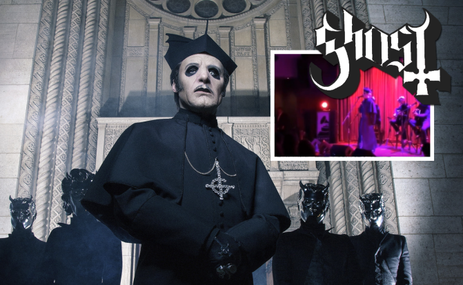 GHOST: Live at Grammy Museum, Talk about the Legal Battle, Upcoming Arena Shows and More…