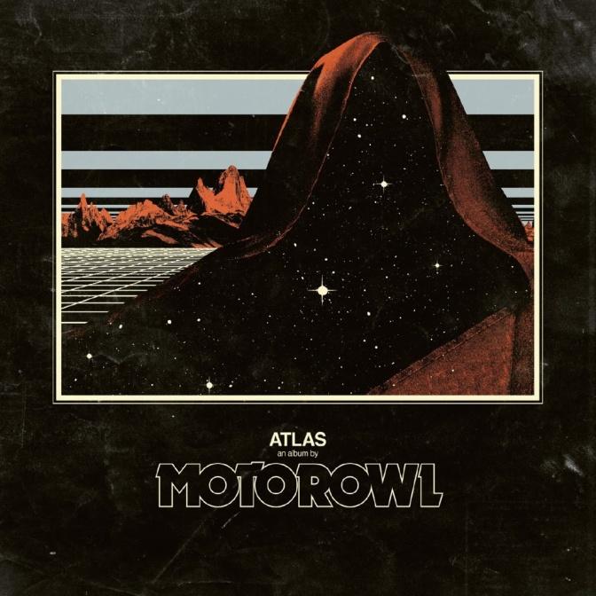 """MOTOROWL – announce new album """"Atlas""""!"""