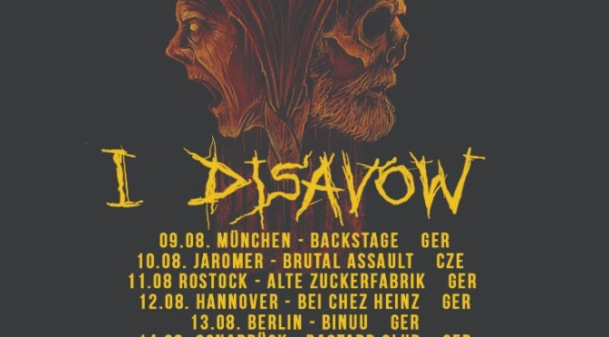 Misery Index about to smash stages in Europe