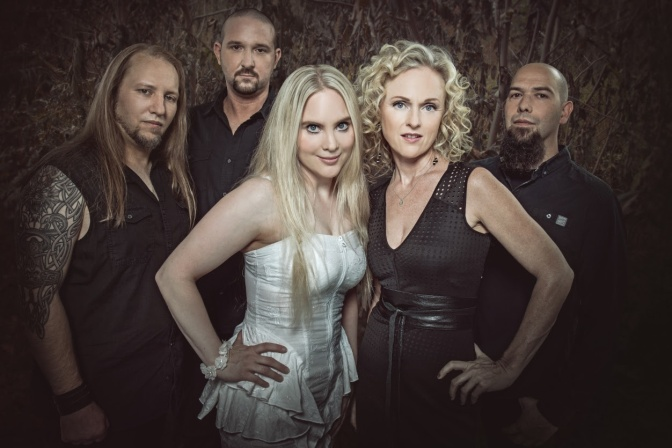 "MIDNATTSOL now has true full sister power featuring Liv Kristine and Carmen Elise. See new Lyric Video For ""The AFTERMATH"" !"