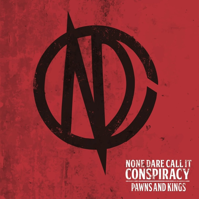 "None Dare Call It Conspiracy (Fin) Sign With Wormholedeath And Announce ""Pawns And Kings"" Album Release Date!"