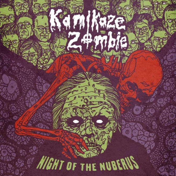"KAMIKAZE ZOMBIE Releases Official Video for ""The Story of Jane Doe"""