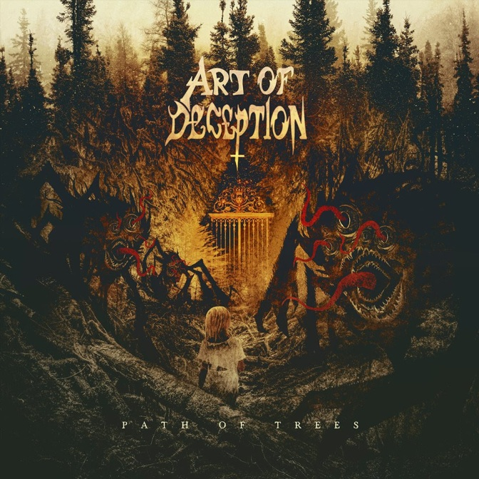 """Death Metal From Norway! ART OF DECEPTION: Official Music Video for """"Dark Psychosis"""" Released!"""