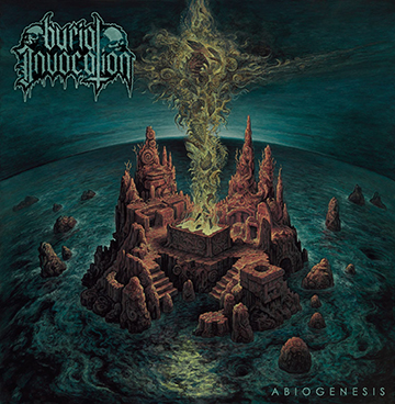 "BURIAL INVOCATION now streaming ""Abiogenesis"" in its entirety"
