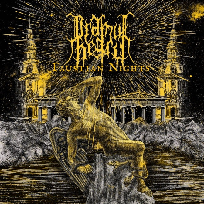 ORDINUL NEGRU reveal new track and pre-orders for Faustian Nights