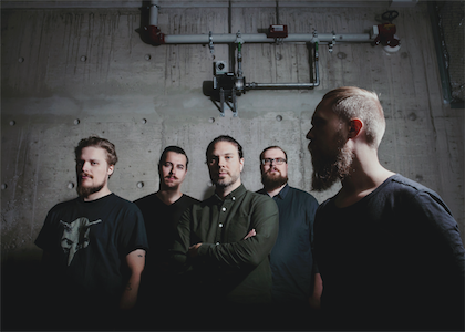"""FINLAND BASED AVANT-GARDE METAL BAND BESRA TO RELEASE DEBUT ALBUM """"ANHEDONIA """""""