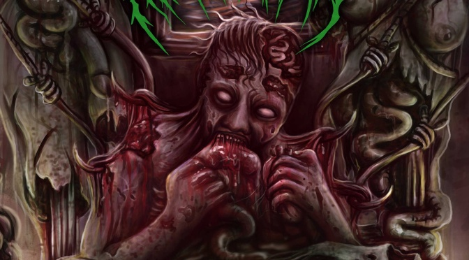 Brutal Death Metal act Malpraxis announce debut album, Gutted in Gluttony