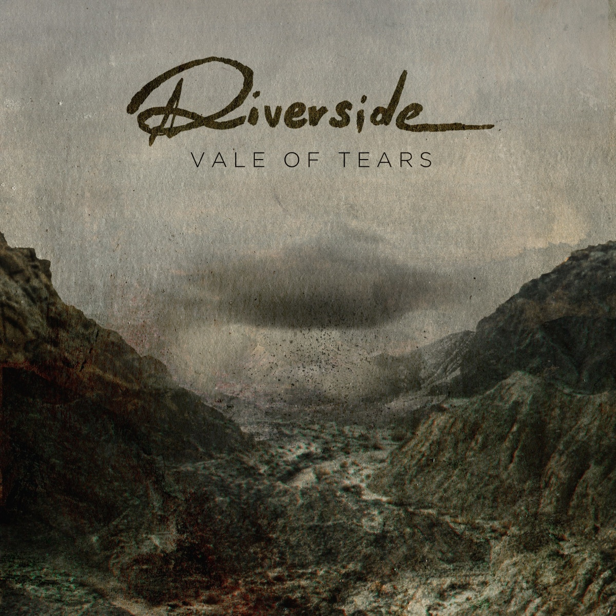 "RIVERSIDE First Single ""Vale Of Tears"" Off ""Wasteland"" Album Released!"