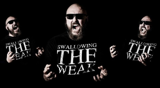 Deathcore Project SWALLOWING THE WEAK Join Sliptrick Records