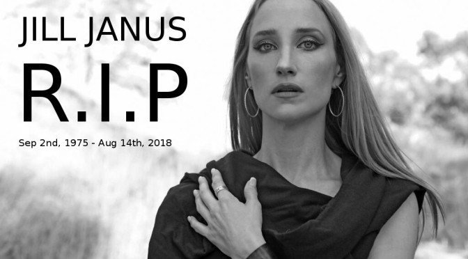 HUNTRESS singer Jill Janus Passed Away