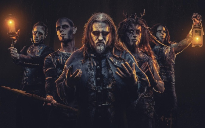 "POWERWOLF  Unleash New Music Video For ""Killers With The Cross""!"