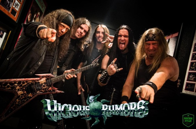 Vicious Rumors Announce European Tour