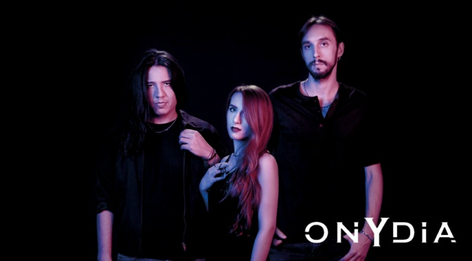 Onydia – release debut album 'Reflections' on February 1, 2019