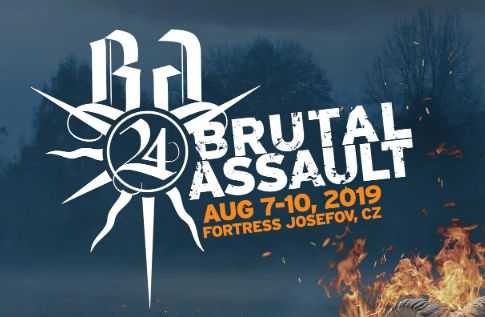 BRUTAL ASSAULT 2019 – PREVIEW