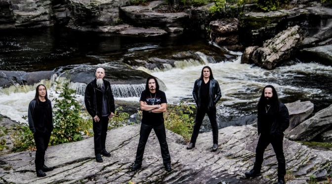 "DREAM THEATER release second track ""Fall Into The Light"" from their 14th studio album ""Distance Over Time"""