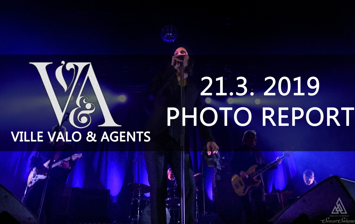 PHOTO REPORT: VILLE VALO & AGENTS