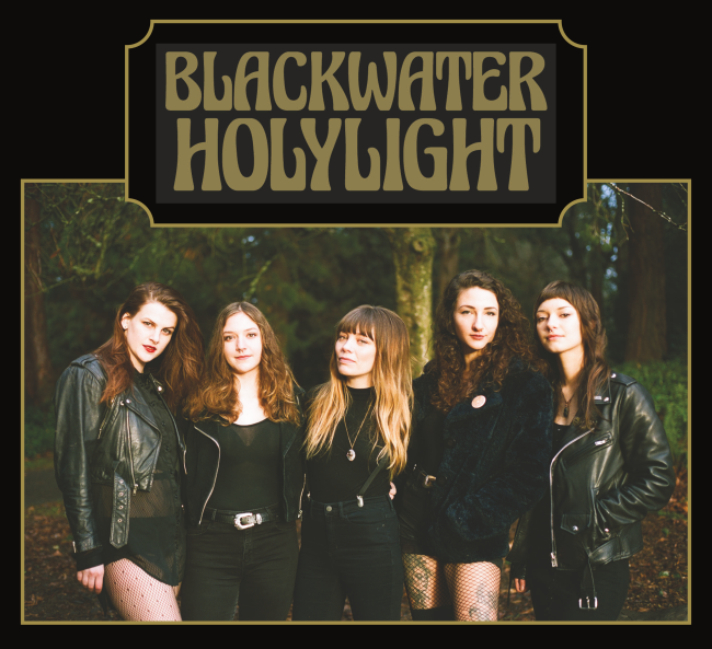 Blackwater Holylight in the studio recording new album, announce US & EU tour dates