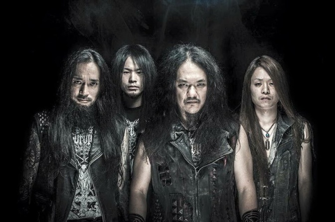 Japanese Metal Heroes SURVIVE joins Sliptrick records